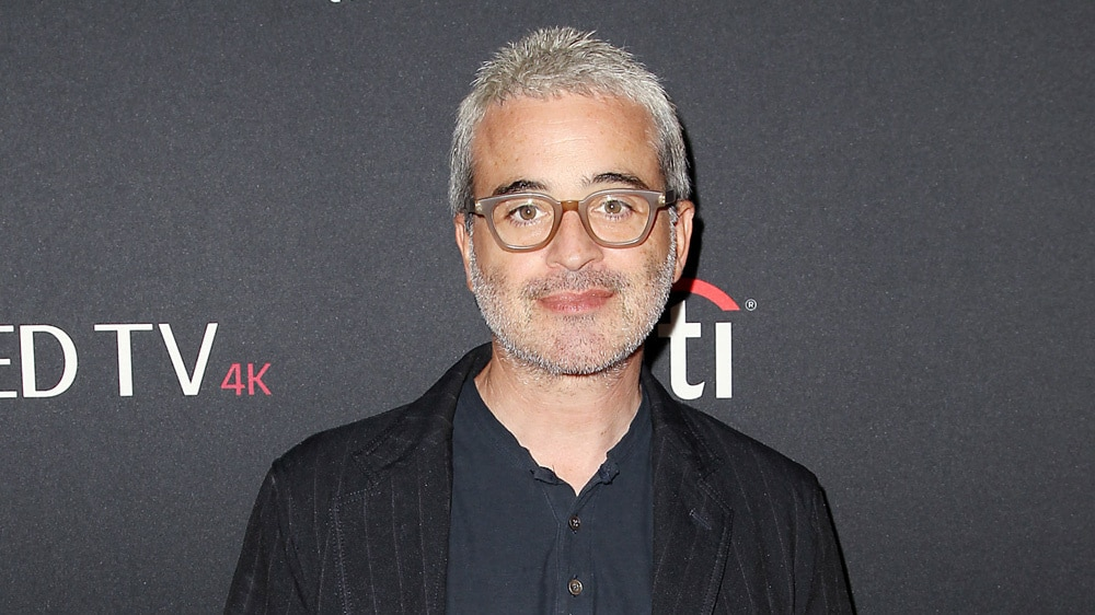 Mandatory Credit: Photo by Patrick Lewis/Starpix/REX/Shutterstock (9122802ce) Alex Kurtzman PaleyFest: Star Trek Discovery, New York, USA - 07 Oct 2017