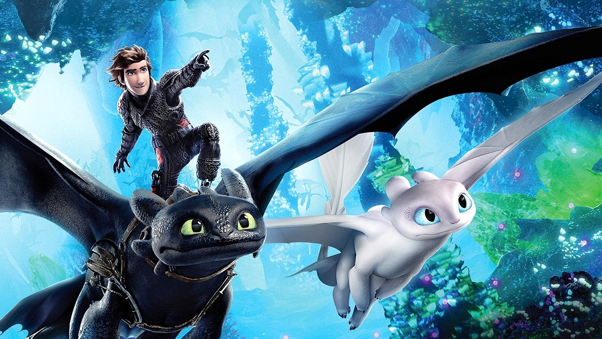 Differences between books and films how to train your dragon