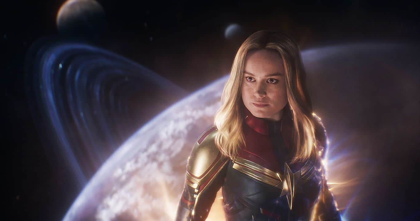 Best moments in Captain Marvel