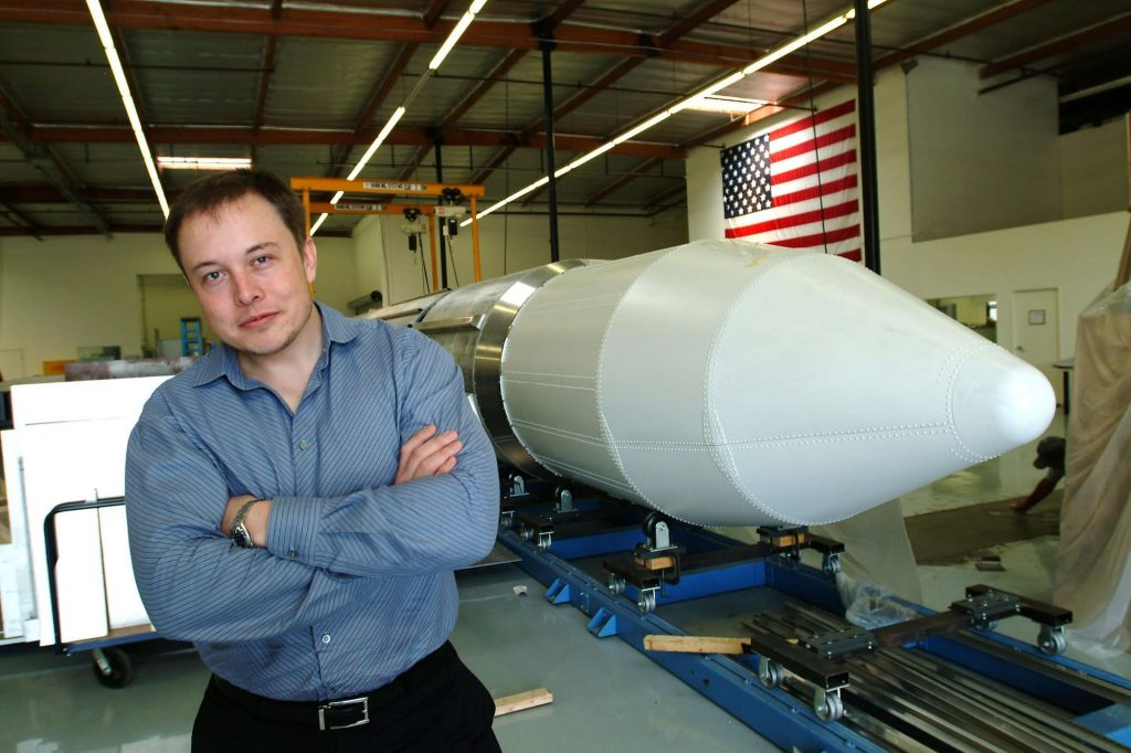 2006 SpaceX - A history of SpaceX
