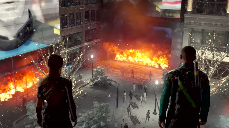Best Single Player Games - Detroit: Become Human