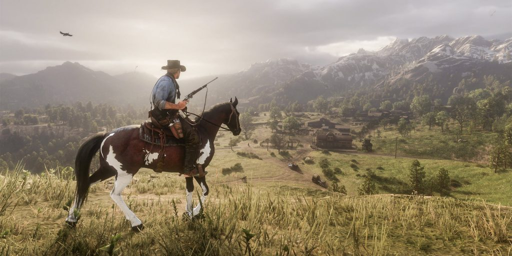 Best single player games - Red Dead Redemption II