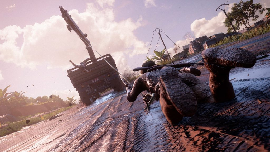 Best single player games - Uncharted 4