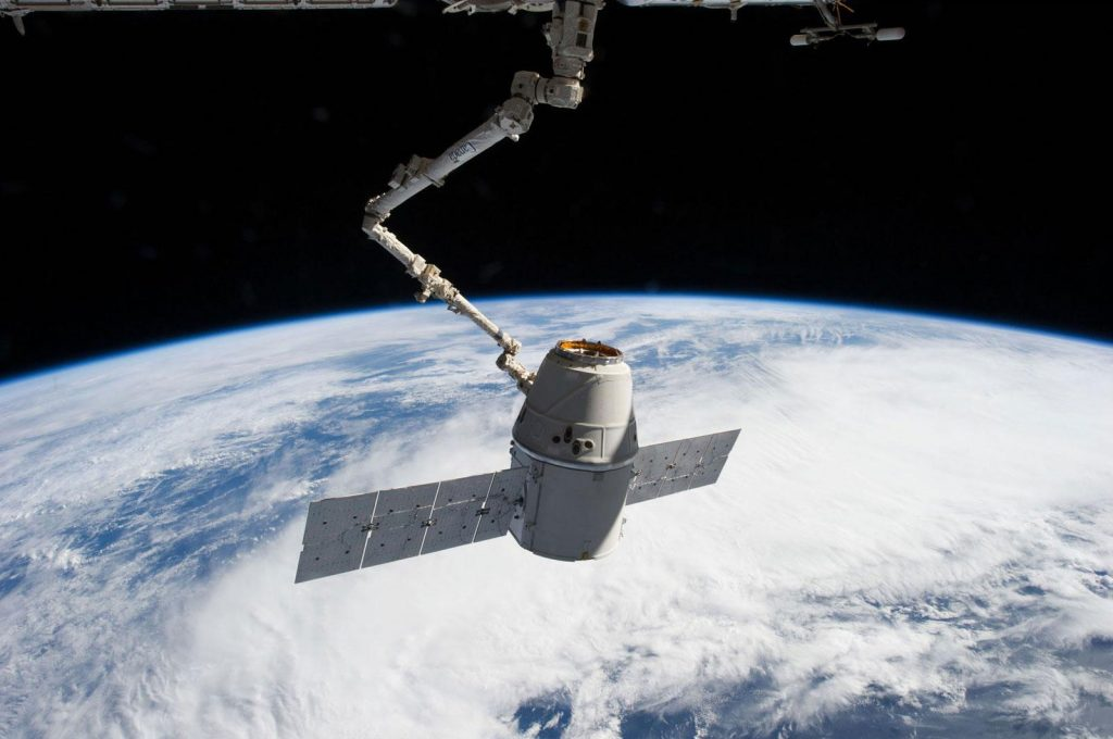 SpaceX Dragon 2013 - A history of SpaceX