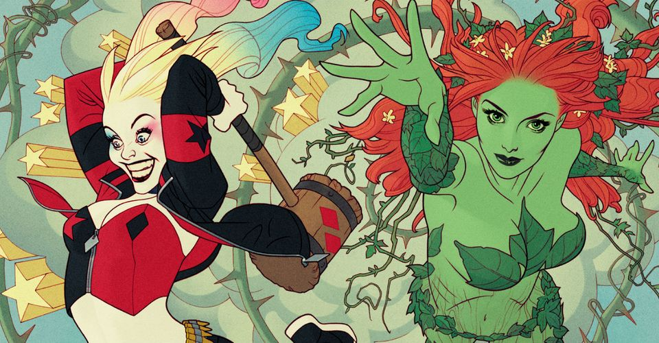 Harley-Quinn-and-Poisony-Ivy-DC-Comics-screenrant
