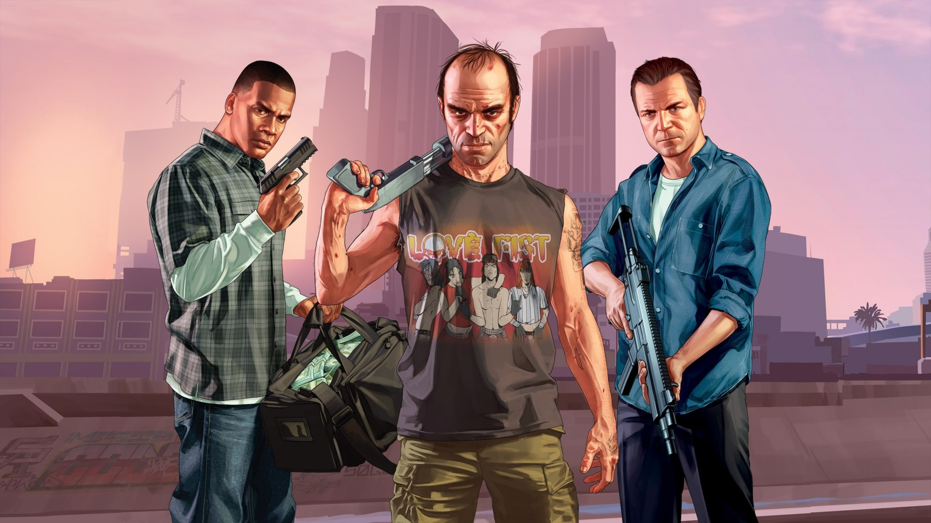 History of: Grand Theft Auto (series) - GIQUE
